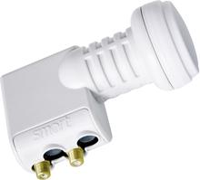 Smart Titanium Universal TT Twin-LNB Deltagerantal: 2 Feedoptagelse: 40 mm