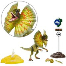 Mattel Jurassic World Amber Collection Action Figure - Pteranodon