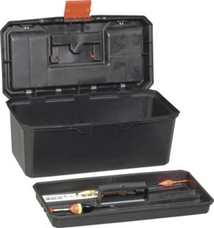 Alutec 56260 Værktøjskasse uden udstyr Plastic Sort, Orange