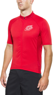 Troy Lee Designs ACE Jersey Herre red M 2016 Trøyer