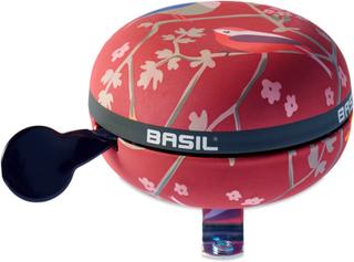 Basil Big Bell Wanderlust Ringklocka röd/flerfärgad 2019 Ringklockor