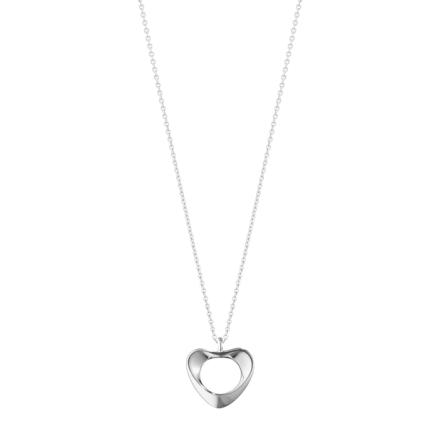 Hearts of Georg Jensen Halsband Silver, Litet