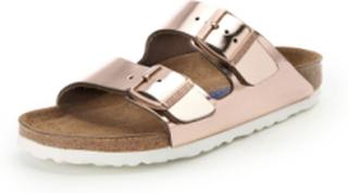 Sandaler, modell Arizona från Birkenstock rosa