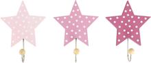 Jabadabado, Krokar stjärna rosa