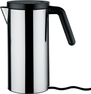 Alessi Hot it vattenkokare – Svart, 80 cl