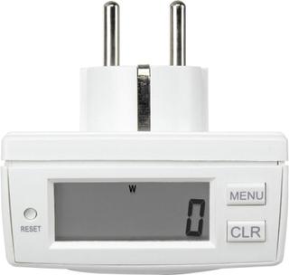 Basetech EM 2000 Apparat til måling af energiomkostninger Integreret børnesikring