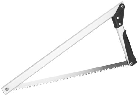Coghlans Koottava retkisaha työkalu 53,3 cm , harmaa/valkoinen 2018 Trailbuilding-työkalut