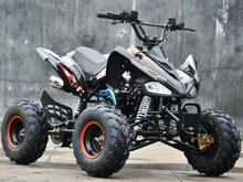 125cc ATV - ATV004 - E-start og revers