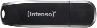 Intenso Speed Line USB-flashdrev 128 GB Sort 3533491 USB 3.0