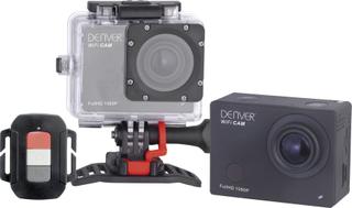 Denver ACT-8030W Action Cam Full-HD, WLAN, Stødsikker, Støvtæt, Vandtæt