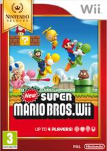 New Super Mario Bros. - Wii - Action