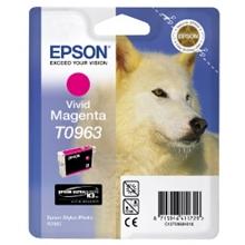 Epson T0963 Vivid Magenta - C13T09634010