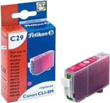 Pelikan - C29- magenta CLI-8M - PEL361714