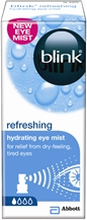 Blink Refreshing Eye Mist 10 ml
