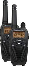 Stabo freecomm 700 20700 PMR-walkie-talkie Sæt med 2 stk.