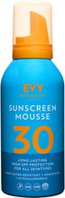 EVY Sunscreen Mousse 30 High SPF, 150ml EVY Technology Solskydd