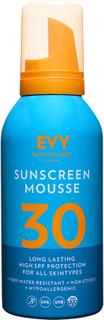 EVY Sunscreen Mousse 30 High SPF, 150 ml EVY Technology Solskydd & Solkräm