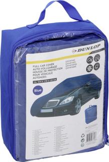 Bil-, campingvogn- garager (overtræk) Dunlop Auto Vollgarage (L x B x H) 120 x 534 x 178 cm