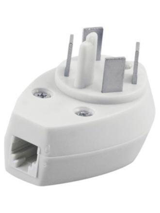 Telefonstik med moduljack 6P/4C