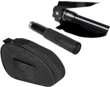 ProPlus Folding shovel 770426 Spade med kratta, med sågkant, med väska