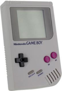 Väckarklocka Gameboy