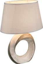 GLOBO Bordslampa JEREMY keramik 41,5 cm 21641T
