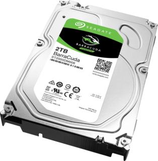 Intern harddisk 3.5 (Recertified) Bulk Seagate ST2000DM006-FR SATA III 2 TB