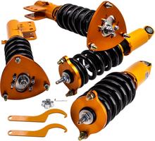 Compatible for Subaru Legacy 2005-2009 BL BP Adjustable Damper Shocks Suspension Coilover Kits