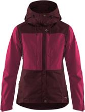 Keb Women's Jacket Tummanpunainen L