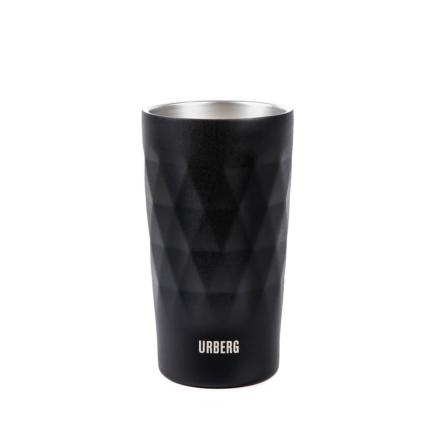 Urberg Diamond Mug Serveringsutrustning Svart OneSize