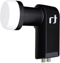 Inverto BLACK Ultra Twin-LNB Deltagerantal: 2 Feedoptagelse: 40 mm
