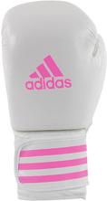 adidas boxhandske fitness Vit/rosa 14 oz