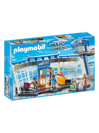 - City Action - Airport with Control Tower - 5338 - Proshop