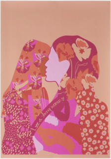 Poster Astrid 50x70