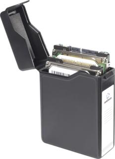 6,35 cm (2,5 tommer) harddisk-opbevaringsboks Renkforce RF-4885710