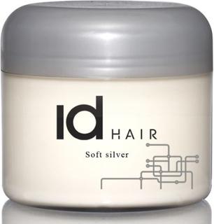 id Hair Soft Silver Hair Wax 100ml