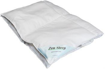 Junior dyne - Fiberdyne - Helårs - Zen Sleep - 100x140cm - Micro fiber dyne