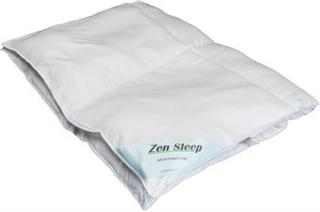 Baby dyne - Fiberdyne - Helårs - Zen Sleep - 70x100cm - Microfiber-dyne