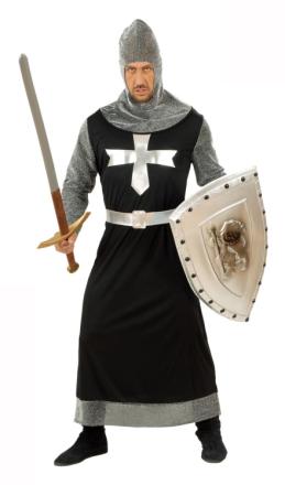 Kostume middelalderridder voksen - Vegaoo.dk