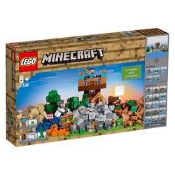 LEGO Minecraft Crafting-bok 2.0 21135 - wupti.com