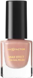 Max Factor Max Effect Mini Nailpolish Pretty In Pink 4,5 ml