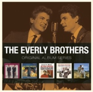 EVERLY BROTHERS - Original Album Series (Audio CD)