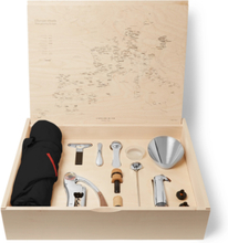 Oeno Box Connoisseur N°1 Wine Set - Brown
