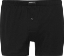 Cotton-jersey Boxer Briefs - Black