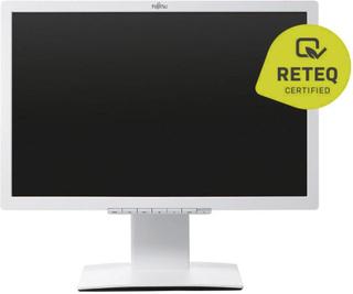 LED-skærm (Brugt) Fujitsu B22W-7 1680 x 1050 pix HD+ 5 ms VGA, DVI, DisplayPort, USB 2.0, Audio, stereo (3,5 mm jack)