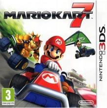 Mario Kart 7 - 3DS - Racing