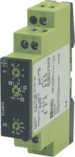 tele E1ZM10 24-240VAC/DC Tidsrelä Multifunktionell 1 st 1 switch
