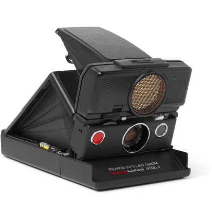 Sx-70 Sonar Camera - Black