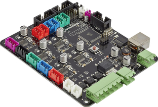 Renkforce RF100 XL reservedel bundkort Renkforce RF-3284846 Passer til (3D printer) renkforce RF100 XL , renkforce RF100 XL Plus , renkforce RF100 XL R2
