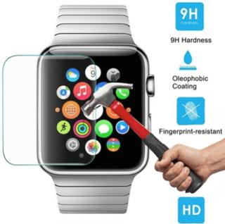 skärmskydd i härdat glas till apple smart watch 1/2/3 - 38mm